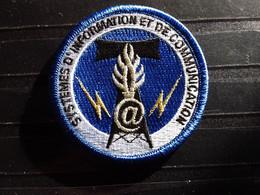 Écusson Gendarmerie Système D Information Et De Communication - Police