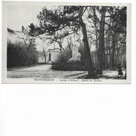 MONTBRISON. JARDIN D' ALLARD. STATUE DE BERLIOZ. - Montbrison