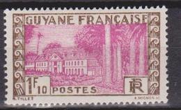 Guyane N° (yt) 126  Neuf *tc - Unused Stamps