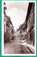 CPA (12) MUR-DE-BARREZ / Vieille Rue  (Voir Photo Et Détail) - Autres Communes