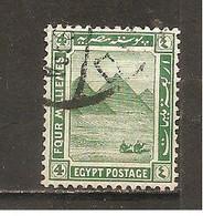 Egipto - Egypt. Nº Yvert  59 (usado) (o) - 1915-1921 Protectorado Británico