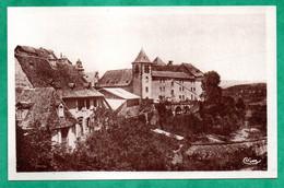 CPA (12) MUR-DE-BARREZ / Monastère De Ste-Claire  (Voir Photo Et Détail) - Autres Communes