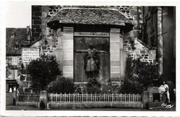 CPSM(12) MUR-DE-BARREZ / Monument Aux Morts  (Voir Photo Et Détail) - Autres Communes