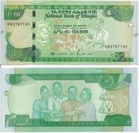 Ethiopia - 10 Birr 2020 ( 2012 ) UNC Lemberg-Zp - Ethiopia