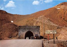 En Arrivant De VALLOIRE Au Col Du Galibier L Entree Du Tunnel 17(scan Recto-verso) MA929 - Other Municipalities