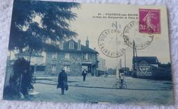 VIGNEUX-SUR-SEINE  Avenue Des Marguerites - Vigneux Sur Seine