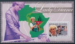 NB - [401761]TB//**/Mnh-Guinée 2006 - Lady Diana En Afrique - Königshäuser, Adel