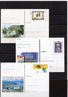 BRD, 1993/2000, 3 Ganzsachen-Karten Mit Michel 1673/1914/2089, Postfrisch/**/MNH, Br.-Ausst. Dortmund/TSR/Kiel - Postales Ilustrados - Nuevos