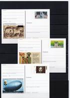 BRD, 1993/94/95, 3 Ganzsachen-Karten Mit Michel 1702/1722/1815, Postfrisch/**/MNH, Briefmarkenbörse Sindelfingen - Postales Ilustrados - Nuevos