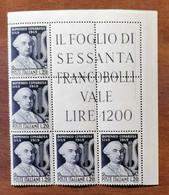 ITALIA 1949 CIMAROSA - 1946-60: Mint/hinged