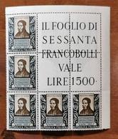 ITALIA 1953 BASSI - 1946-60: Mint/hinged