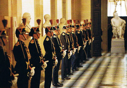 République Française. Congrès Du Parlement - Galerie Des Bustes. Château De Versailles. Aile Du Midi. - Handstempels