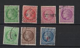 France 1945-1947  YT /   675-676-679-680-681-791 - 1945-47 Cérès De Mazelin
