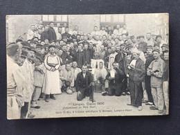 Longwy , Classe 1900-Enterrement Du Père Cent - Longwy