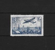 FRANCE 1936 - YT PA N° 9 NEUF AVEC CHARNIERE * - 1927-1959 Ungebraucht