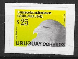 Uruguay 2005 MiNr. 2274 IV  Birds Of Prey Vogel Black-chested Buzzard-eagle 1v MNH**   22,00 € - Uruguay