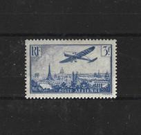 FRANCE 1936 - YT PA N°12  NEUF AVEC CHARNIERE * - 1927-1959 Ungebraucht