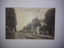 39 - CHATELAY - LA GARE - Otros Municipios
