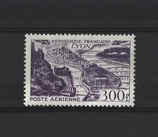 FRANCE 1949 - YT PA N°26 NEUF AVEC CHARNIERE * - 1927-1959 Ungebraucht