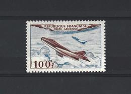 FRANCE 1954 - YT PA N°30 NEUF AVEC CHARNIERE * - 1927-1959 Ungebraucht