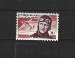 FRANCE 1955 - YT PA N°34 NEUF AVEC CHARNIERE * - 1927-1959 Ungebraucht