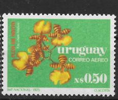 Uruguay 1976 MiNr. 1396 Plants  Flowers  Duck  Orchids 1v MNH** 0,80 € - Uruguay