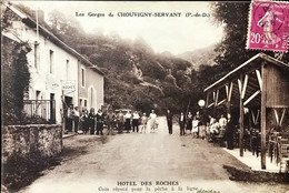 SOUVIGNY SAINT GAL SUR SIOULE 63 - Hotel Des Roches - Altri Comuni