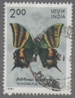 India #938 - Used - Oblitérés