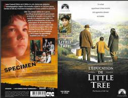 """""""L'EDUCATION DE LITTLE TREE"""" -jaquette SPECIMEN Originale CIC VIDEO -the Education Of... - Action, Adventure"""