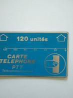 FRANCE HOLOGRAPHIQUE A15 120U UT N° F5 039718 - Holographic Phonecards