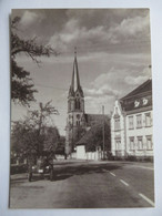Vimbuch Bei Bühl (Baden) 100 Jahre Pfarrkirche - Kirche U. Pfarrhaus 1970 Gelaufen - Buehl