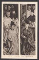 PG219/ Nuno GONCALVES, *Paineis De Sao Vicente De Fora, Paines Dos Frades E Da Reliquia*, Lisbonne, Museu Nacional De Ar - Paintings