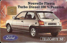 France - 1991 - 07/91 - F164 - Ford Fiesta - Used - CN: B1615K - Look Scans - Coches