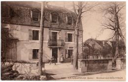LA CHAPELLE (39) RESTAURANT DELIVRON. 1926 - Altri Comuni