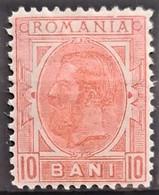ROMANIA 1898 - MLH - Sc# 123 - 10b - Ungebraucht