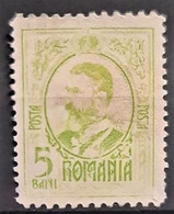 ROMANIA 1908 - MNG - Sc# 207 - 5b - Ungebraucht