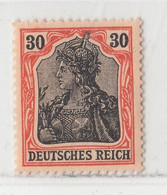 MiNr.89II.x Deutschland Deutsches Reich - Unused Stamps