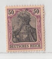 MiNr.91II. X Deutschland Deutsches Reich - Unused Stamps