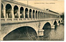 75016 PARIS - Les Bords De La Seine - Viaduc D'Auteuil - Paris (16)