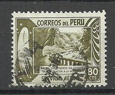 PERU 1938 Michel 404 O - Perú