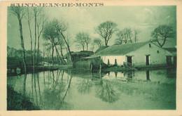 """CPA FRANCE 85 """"Saint Jean De Monts"""" - Saint Jean De Monts"""