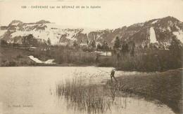 """CPA FRANCE 74 """"Chévenoz, Lac De Béunaz"""" - Autres Communes"""