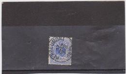 Belgie Nr 27 Herbeumont - 1869-1888 Lying Lion