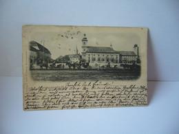 HERMANNSTADT En Allemand :Sibiu /siˈbiw/ Sibiu (/siˈbiw/ Siˈbiw En Allemand Hermannstadt ROMANIE GROSSER RING CPA 1913 - Romania