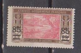 COTE D'IVOIRE             N° YVERT  :  61  NEUF AVEC CHARNIERES         ( C H     3 / 66 ) - Ungebraucht