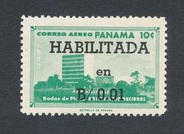 CORREO AERO  HABILITADA - Panamá