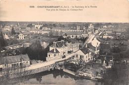 CHATEAUBRIANT Le Faubourg De La Torche 6(scan Recto-verso) MA1423 - Châteaubriant