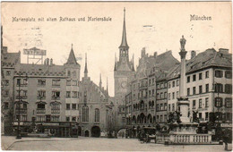 6AA 234. Muenchen - Marienplatz - Muenchen