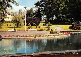 AVRANCHES Le Jardin Des Plantes 12(scan Recto-verso) MA1578 - Avranches