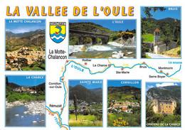 LA VALLEE DE L OULE De Sa Source A L Eygues 2(scan Recto-verso) MA1529 - Autres Communes